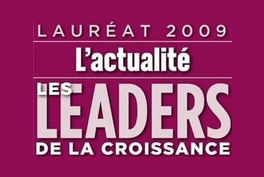 L'Actualité Les Leaders de la Croissance