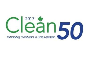 Clean50 2018 Award Winner